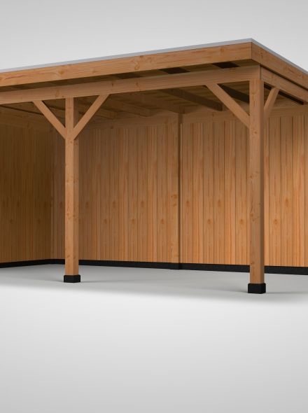 Westwood | Buitenverblijf Comfort | 500 cm | C3S