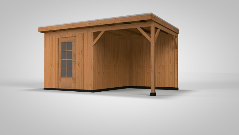 Westwood | Buitenverblijf Comfort | 500 cm | C6S