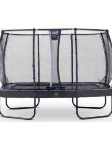 EXIT | Elegant Premium 214x366 + Veiligheidsnet Deluxe | Zwart