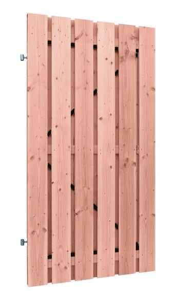 CarpGarant | Douglas plankendeur | 100 x 190 cm | Geschaafd | Zwart
