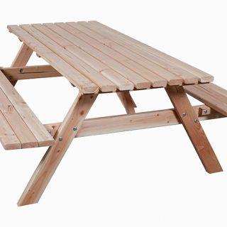Picknicktafel Douglas | 177x150cm