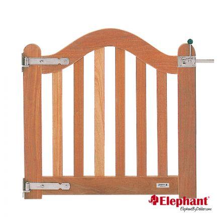 Elephant | Luxe enkele poort | 85x95 cm