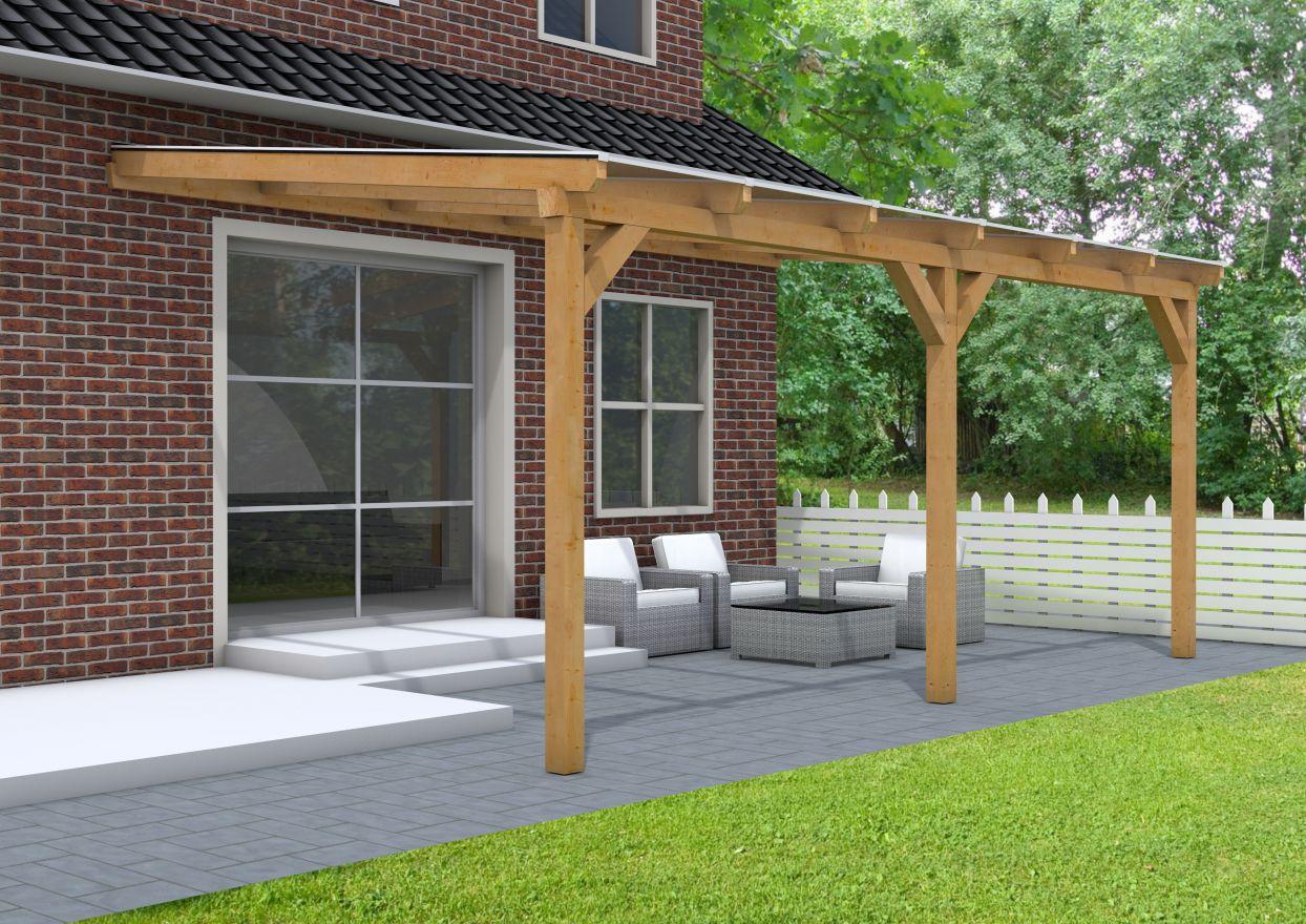 Douglasvision   Veranda 400x300   Heldere dakplaat