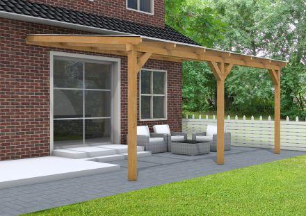 Douglasvision | Veranda 400x300 | Heldere dakplaat
