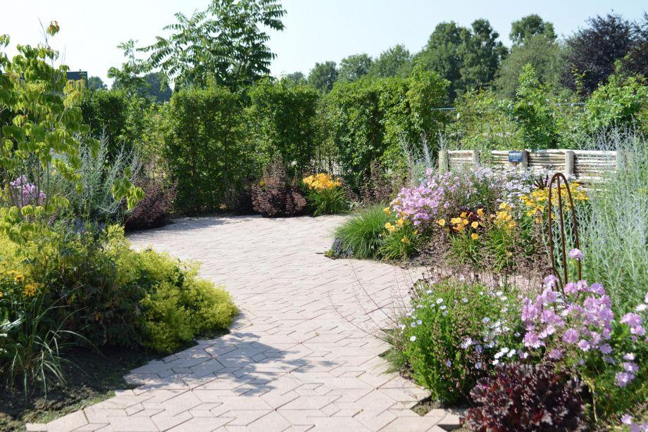 Inspiratietuin 'Avontuurlijk tuinieren'