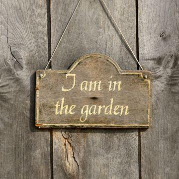 Een tuin verkoopt zichzelf..