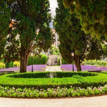 Waar is de symmetrische tuin gebleven?