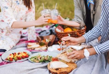 Zomerse Picknick