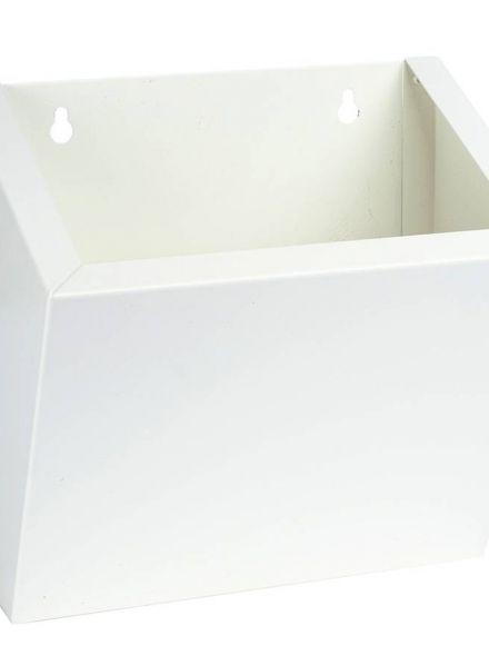 Plantenwand GRO Wall compleet + 1x wandbak GRO25 Wit