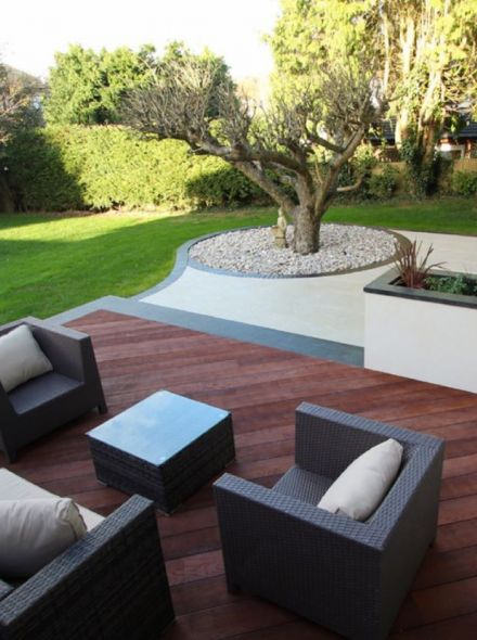 Enhanced Grain - Jarrah (Millboard)