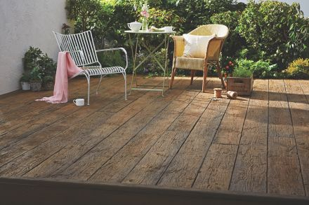 Weathered Oak - Vintage (Millboard)