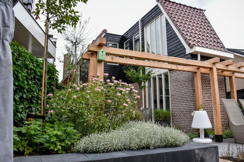 Renovatie/ nieuwe aanleg achtertuin