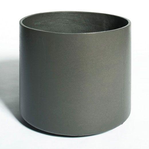 Bloembak Delta 75 cm doorsnede en 60 cm hoog (rond)