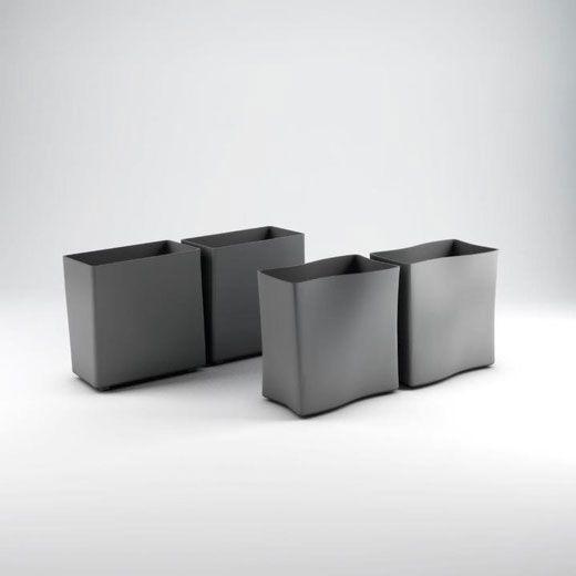 Bloembak Twista 60x60x60 CM