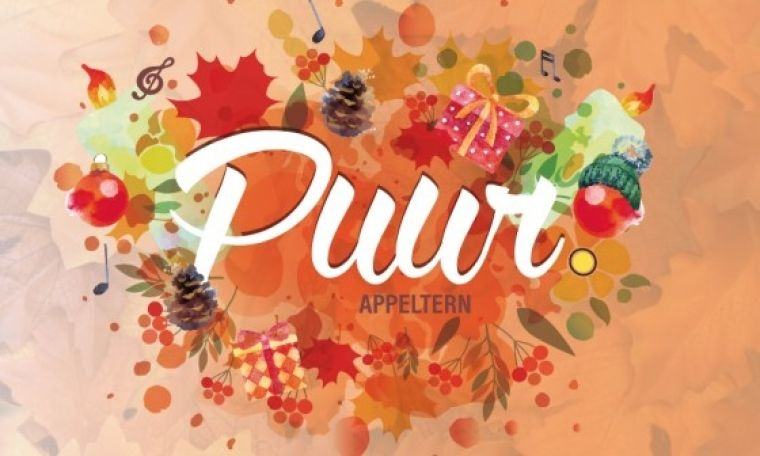 Gratis winteropenstelling: PUUR Appeltern!
