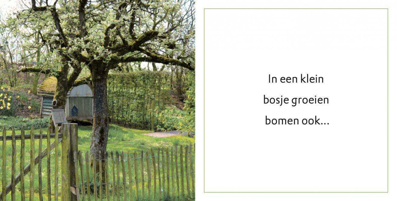 Tuinwijshedenboekje - Zaaien of zeuren.. een wereld van verschil!