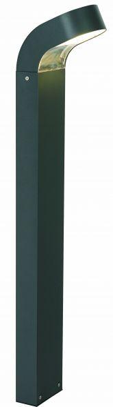 buitenverlichting armatuur Asker Staand 80 cm. Grafiet. Led 13w. 3000K (3110-25)