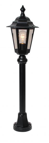 buitenverlichting armatuur Berlusi II. staand 78 cm zwart (FL127-10)