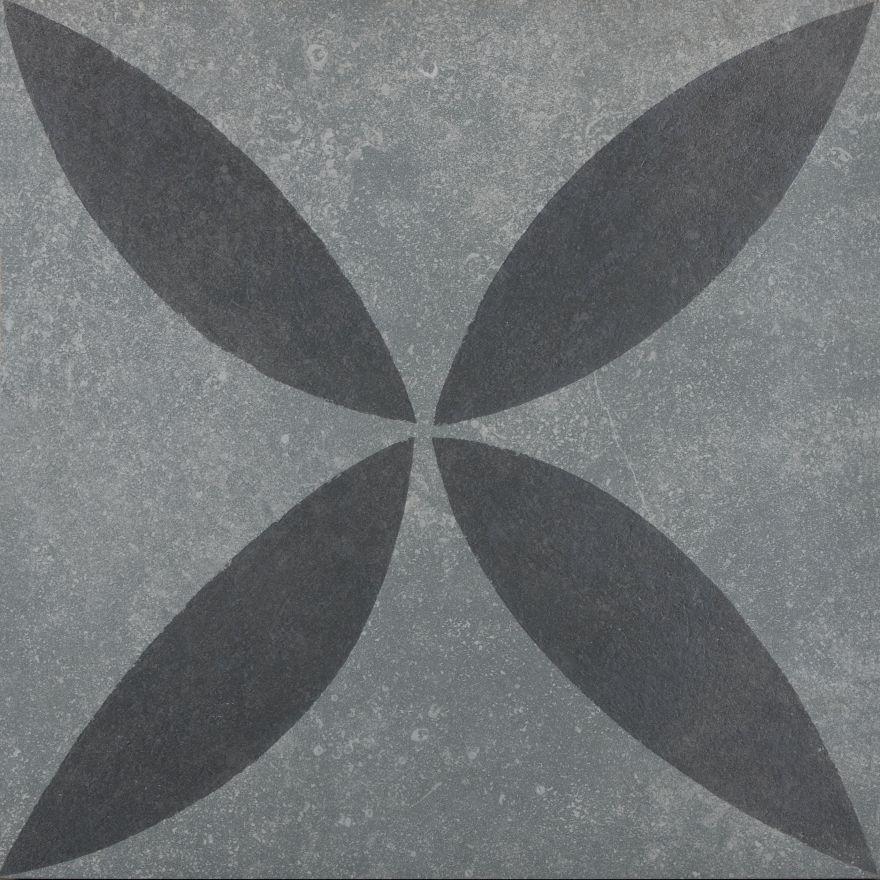 Keramische tegel Duostone Dessin 60x60x4 cm