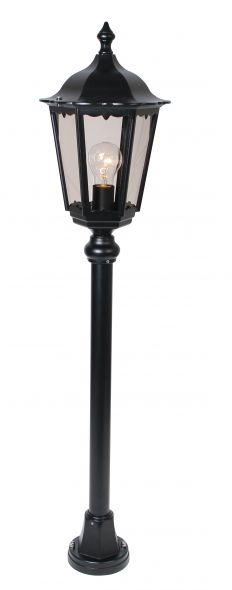 buitenverlichting armatuur Cartella II. 100cm zwart (FL2067-10)