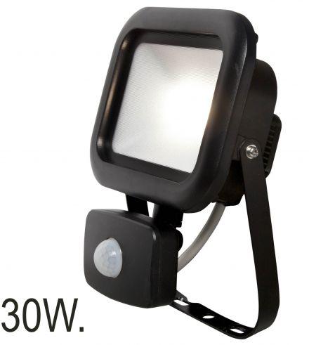 Floodlight 30w met bewegingmelder