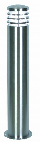 buitenverlichting armatuur Brero staand 60cm RVS e27 (2057)