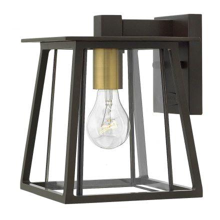 buitenverlichting armatuur Charlson Wandlamp, hang. 4-kant dubbel (4076)