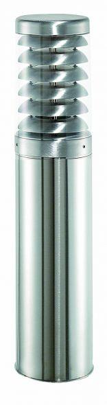 buitenverlichting armatuur City highlight Titano staand 45cm 10W led. 2900K RVS 316L (10-33721)