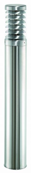 buitenverlichting armatuur City highlight Titano staand 100cm 10W led. 2900K RVS 316L (10-33723)