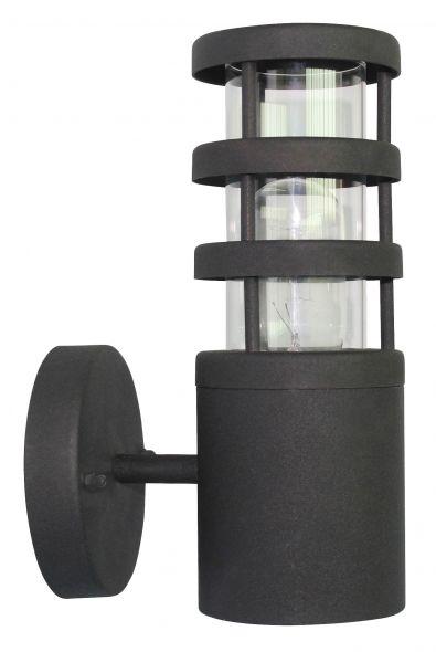 buitenverlichting armatuur Finmotion, Wandlamp. Rvs304. Kleur zwart (21080)