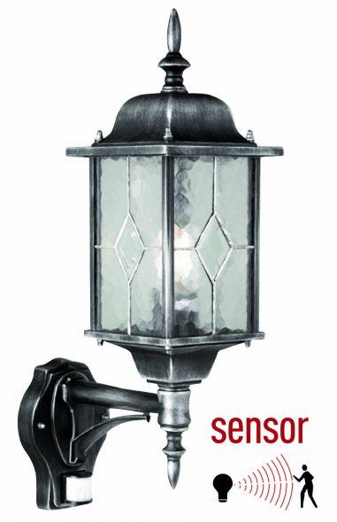 Wexford wand+sensor zw/zilv