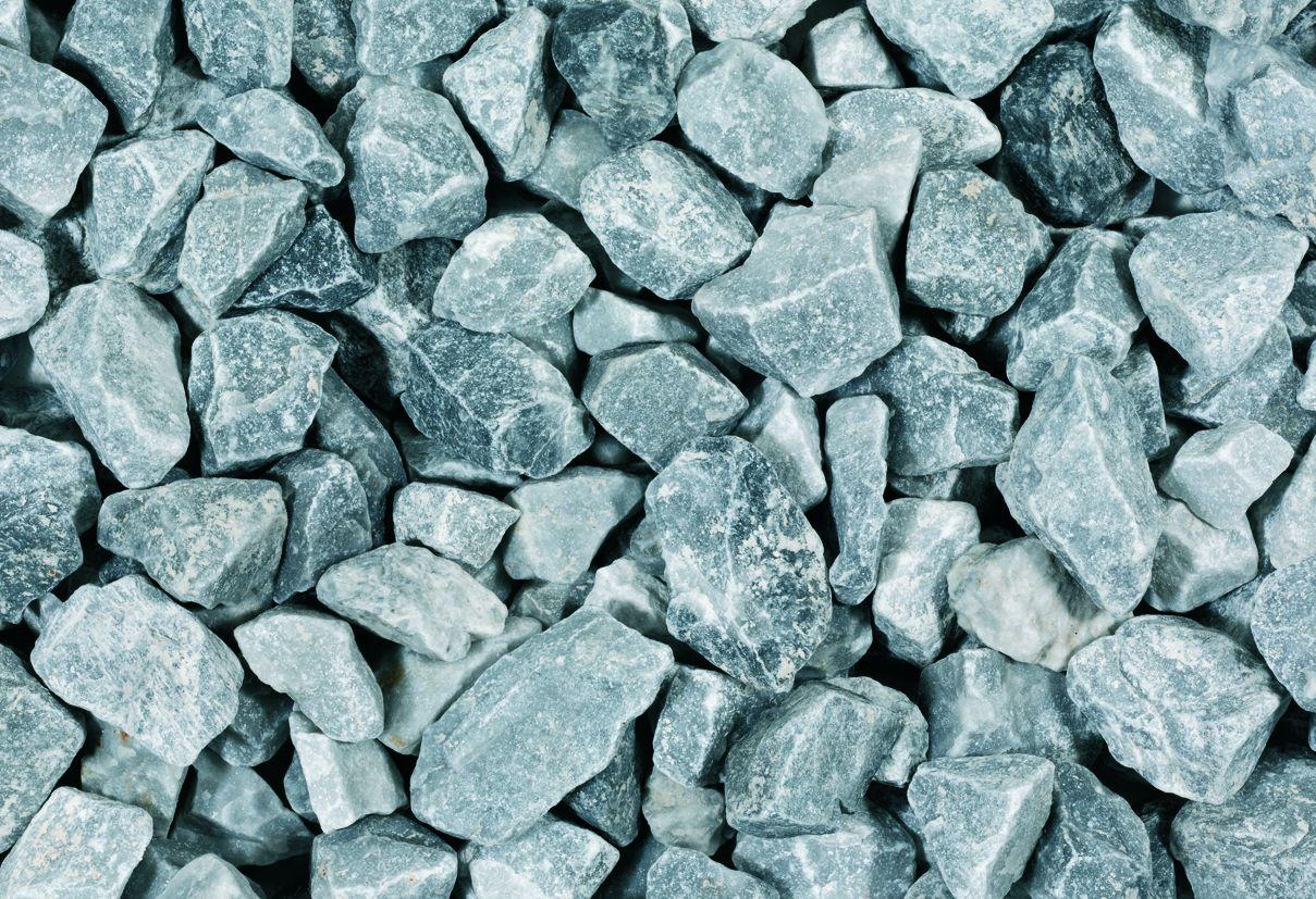 Icy Blue brokjes 40-60 mm