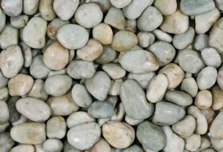 Glitter stone white 10-30 mm