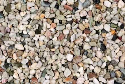 Kwartskiezel (duits) wit 8-16 mm