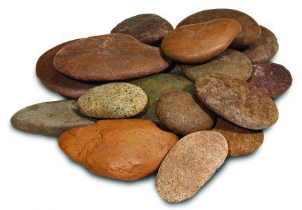 Cobra pebbles (platte discus keien)
