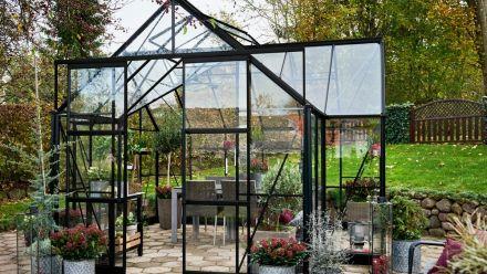 Glazen Tuinkamer - Serre Garden Room