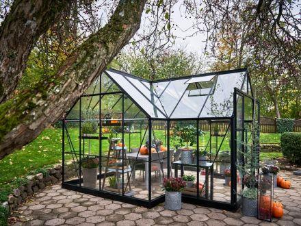Garden Room 129 zwart (RW2807)
