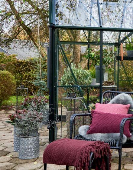 Regenpijpen Garden Room zwart (2 gootzijden) - RW2837
