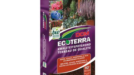 DCM Ecoterra® Heide, Azalea, Hortensia & alle Zuurminnende Planten (potgrond)