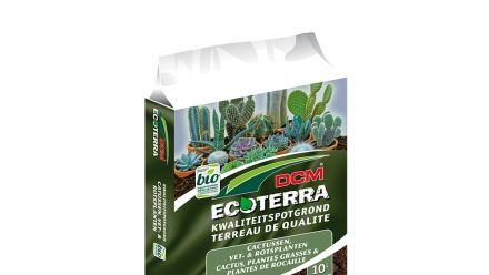 DCM Ecoterra® Cactussen, Vet- & Rotsplanten (potgrond)