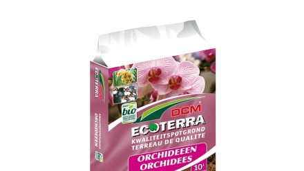 DCM Ecoterra® Orchideeën (potgrond)