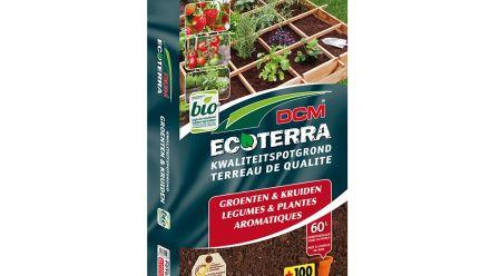 DCM Ecoterra® Groenten & Kruiden (potgrond)