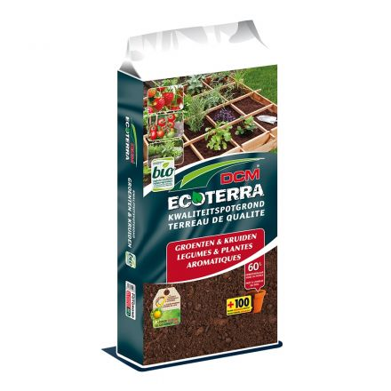 DCM Ecoterra Groenten & Kruiden (10 ltr)