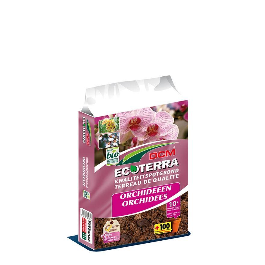 DCM Ecoterra Orchideeën (2,5 ltr)