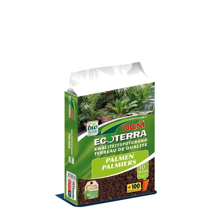 DCM Ecoterra Palmen (10 ltr)