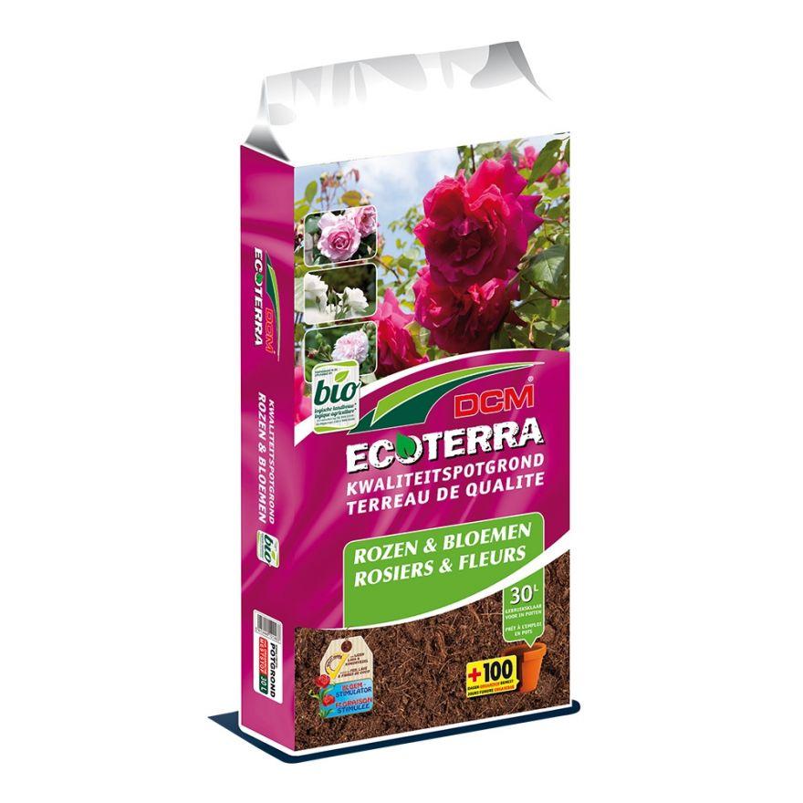 DCM Ecoterra Rozen & Bloemen (30 ltr)