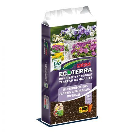 DCM Ecoterra Winterbloeiers (30 ltr)
