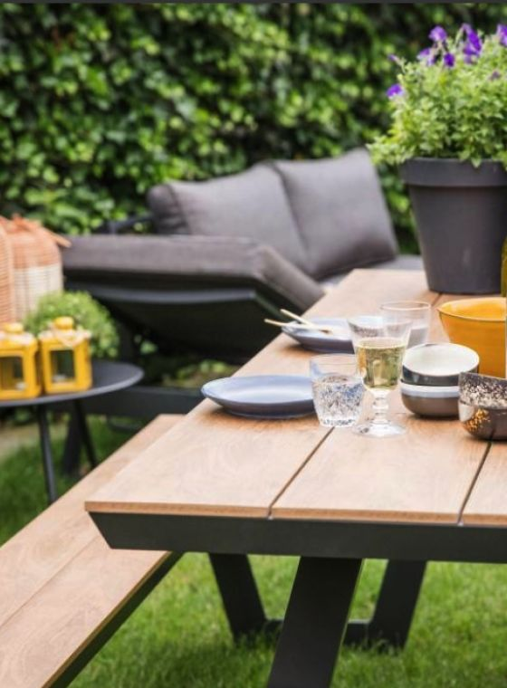 Ken jij de duurzame kunststof tuinmeubelen van Polywood al?