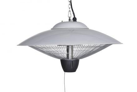Bordeaux hangende heater 60CM (mat white / 2000W)