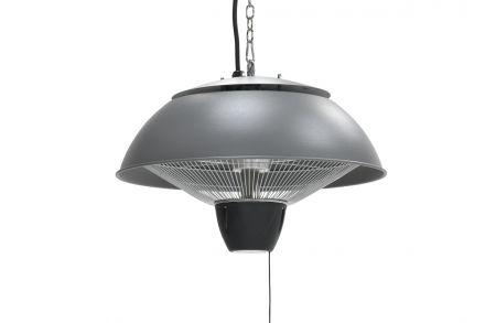 Bordeaux hangende heater 43CM (arctic grey / 1500W)